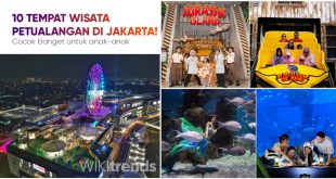 10 tempat wisata di jakarta