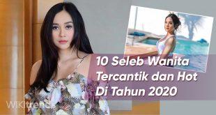 10 wanita tercantik 2020