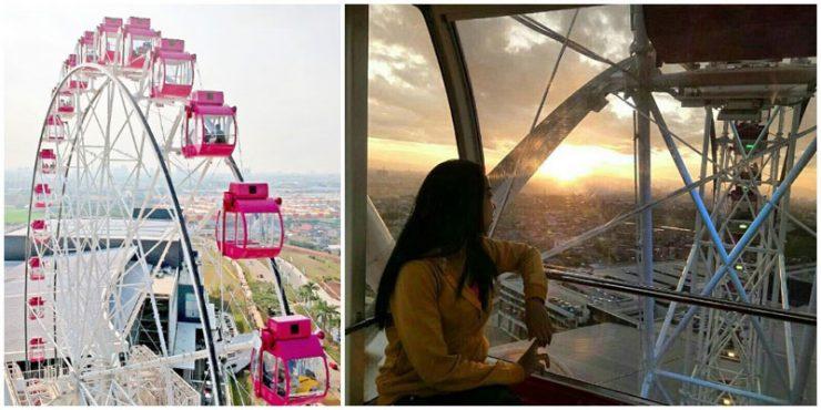 J-SKY Ferris Wheel Jakarta