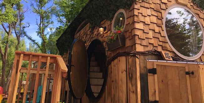 WeeCase Tiny House Resort