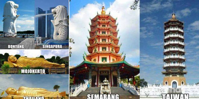 wisata populer di dunia yang mirip dengan wisata indonesia