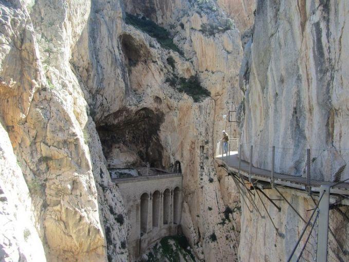 jalur El Caminito del Rey